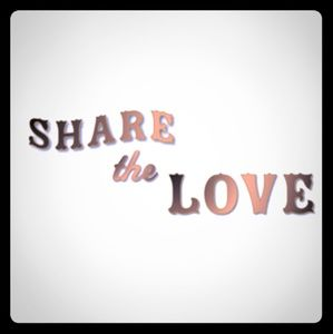 ❤️Share the love❤️